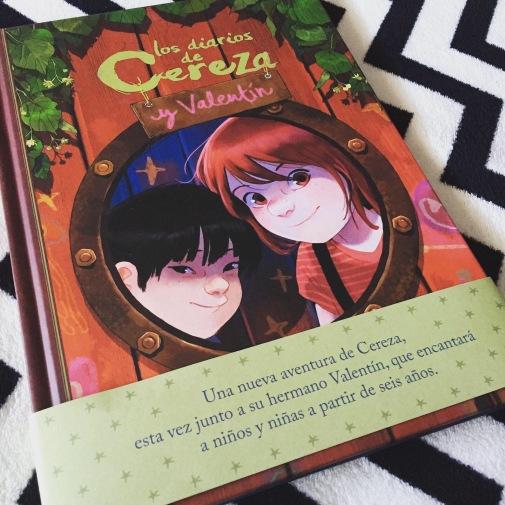 Cereza y Valentín