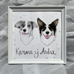 Karma y Asha